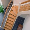 40 års erfaring med fremstilling af trapper i træ !