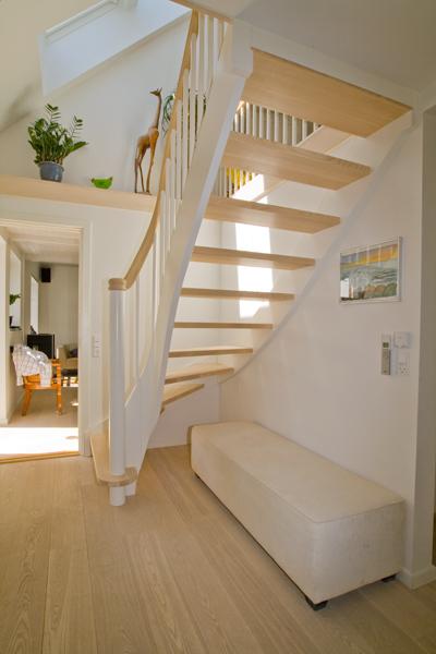 Hvad koster en indvendig trappe