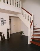 trappe 37 kvartsvingstrappe i merbau