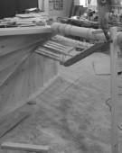 Trappe produktion hos Top Wood trapper