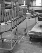 oplimning af 250mm bred centervange