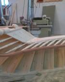prøvesamling af kvartsvings trappe med Bergen mægler