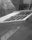 tilpasning af rustfri balustre gelænder
